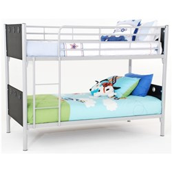 Buddy - Bunk Bed - Charcoal Grey