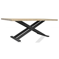Bari*2100 - Dining Table - Latte