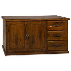 Albury - Buffet, 3 Drawer/2 Door  - Pine/Jamaica